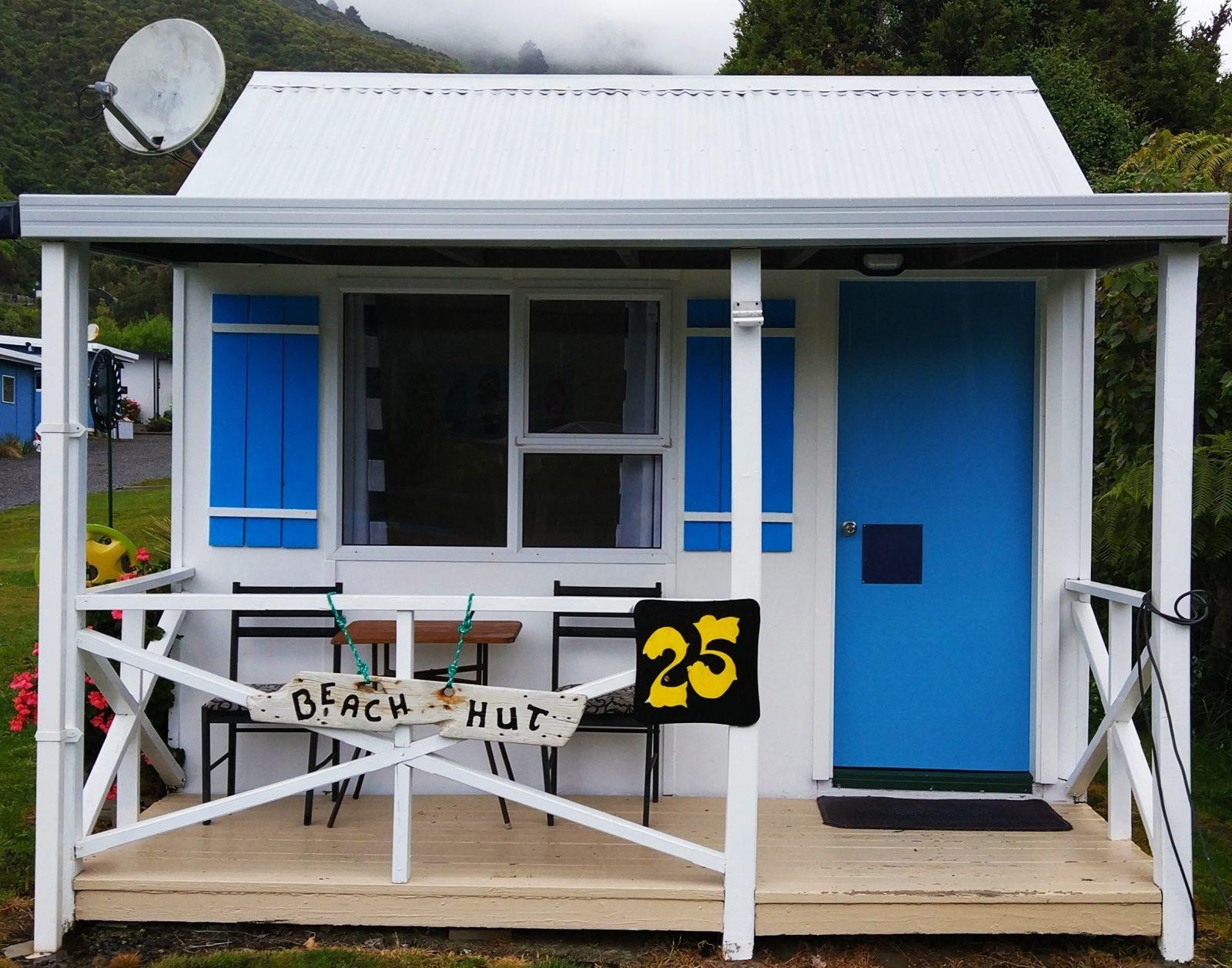 Beach Hut.1